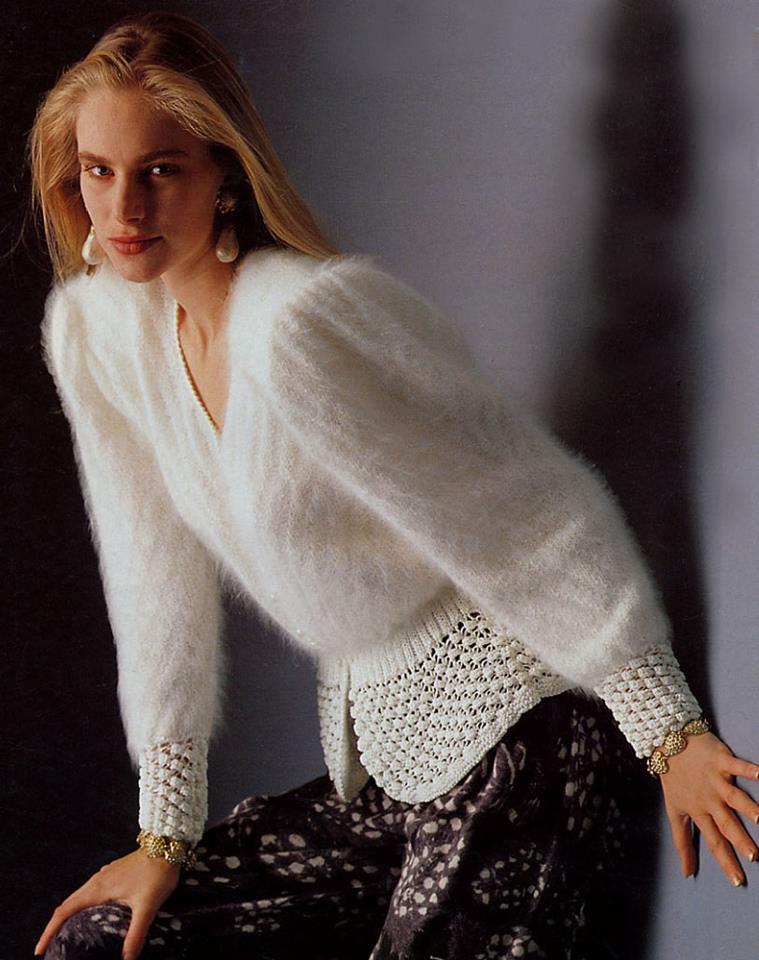 Bondage and wool fetish